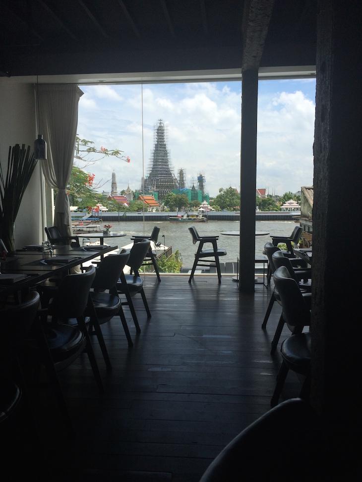 Vista do Sala Rattanakosin, Banguecoque, Tailândia © Viaje Comigo
