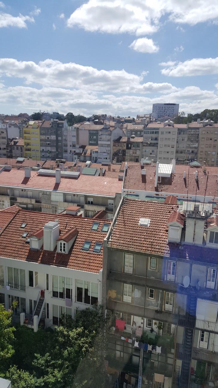 Vista do quarto Czar Lisbon Hotel © Viaje Comigo