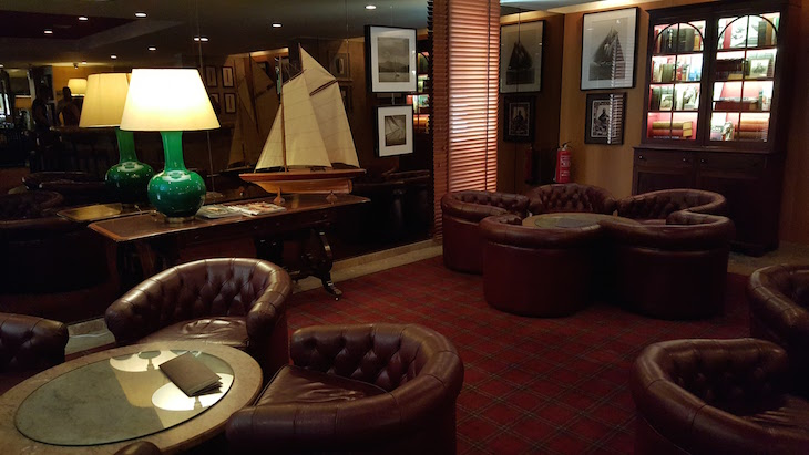 Bar Ponto de Encontro do Hotel Solverde © Viaje Comigo