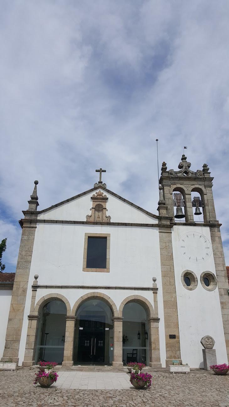 Capela Nossa Senhora do Rosário - Forte de São Francisco, Chaves © Viaje Comigo
