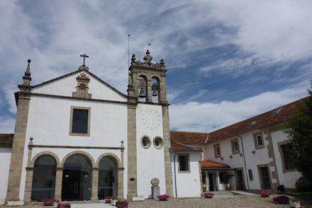 Capela Nossa Senhora do Rosário - Hotel Forte de São Francisco, Chaves © Viaje Comigo