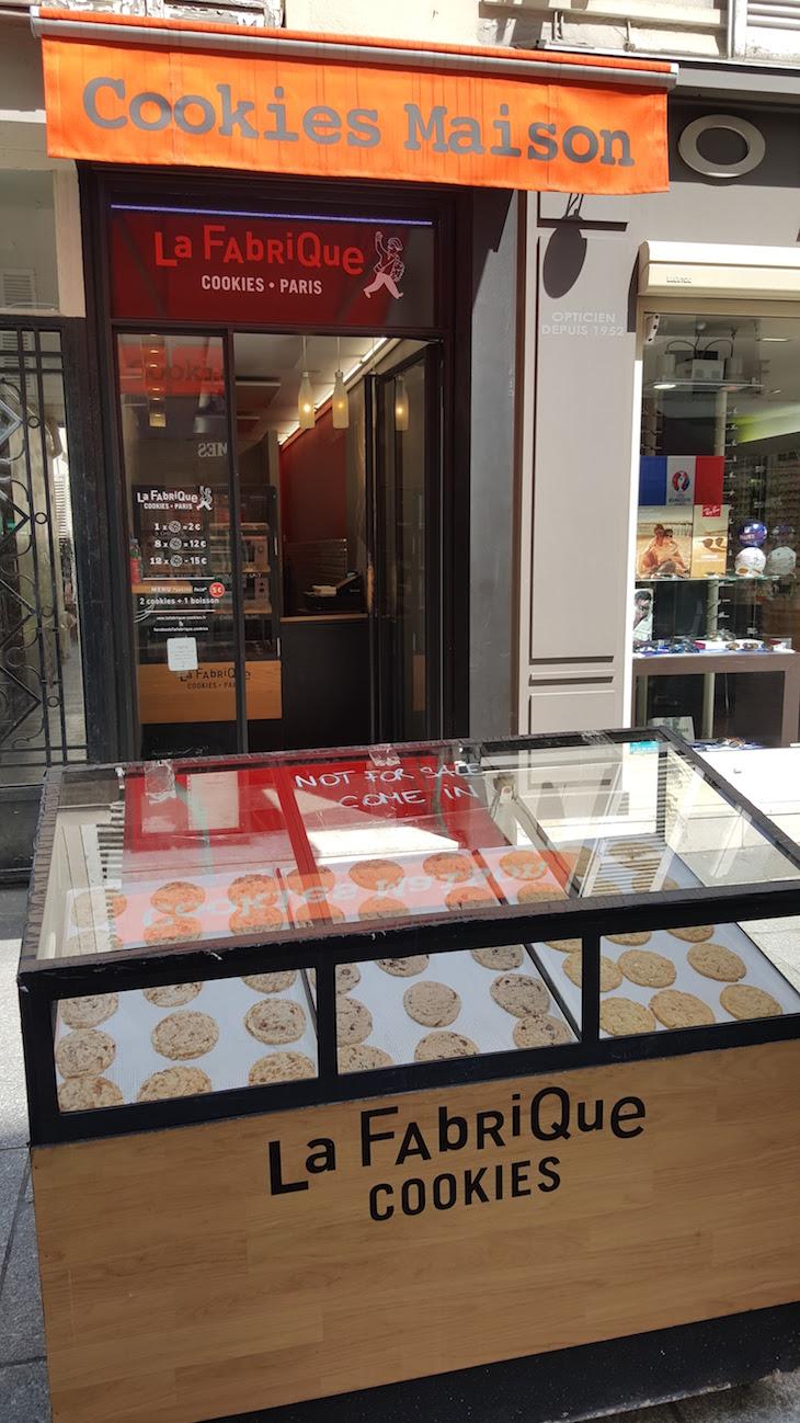 Cookies Maison na Rua Cler, Paris © Viaje Comigo