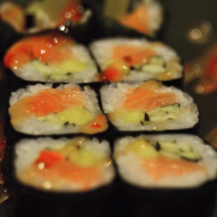 Cru Sushi Bar - DR