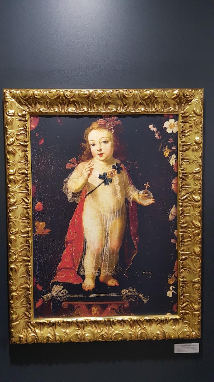 Representação em quadros de Josefa de Óbidos - Museu Renda de Bilros de Peniche © Viaje Comigo