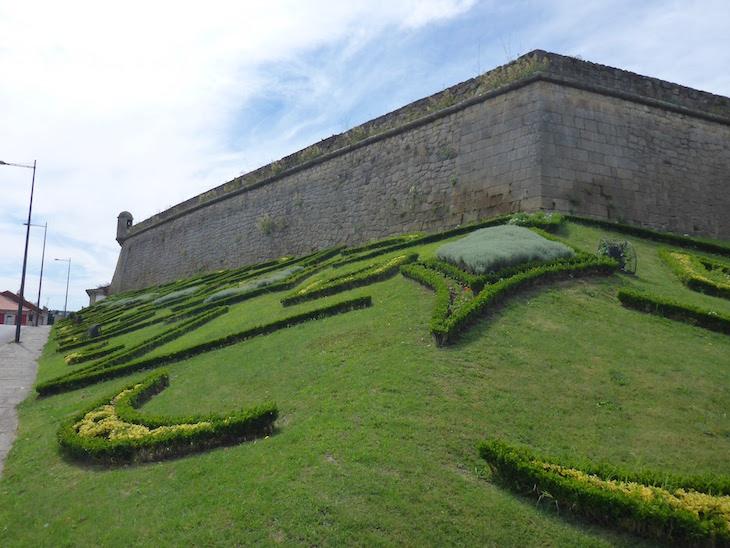 Exterior do Forte de São Francisco, Chaves © Viaje Comigo