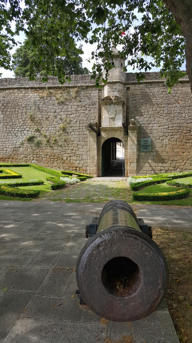 Forte de São Francisco, Chaves © Viaje Comigo