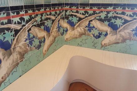 Interior do Museu de Arte Nova de Aveiro © Viaje Comigo
