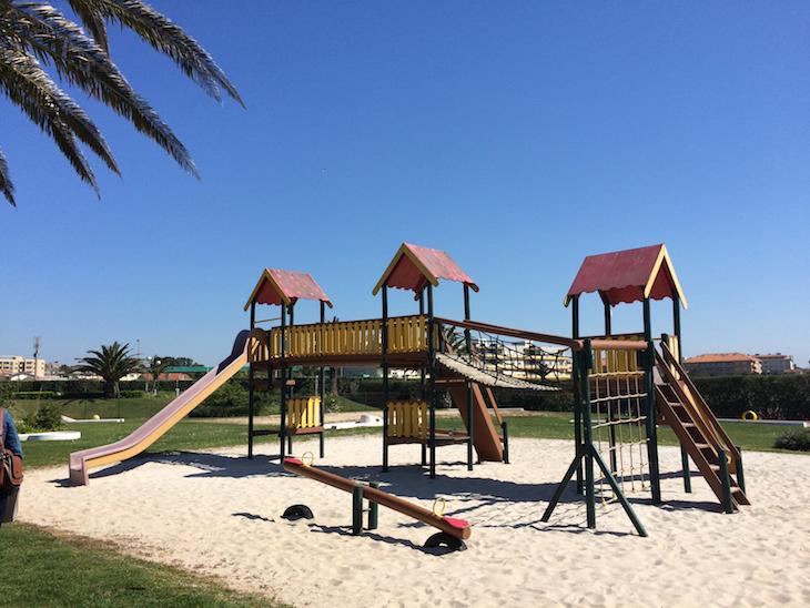 Parque Infantil do Solverde © Viaje Comigo