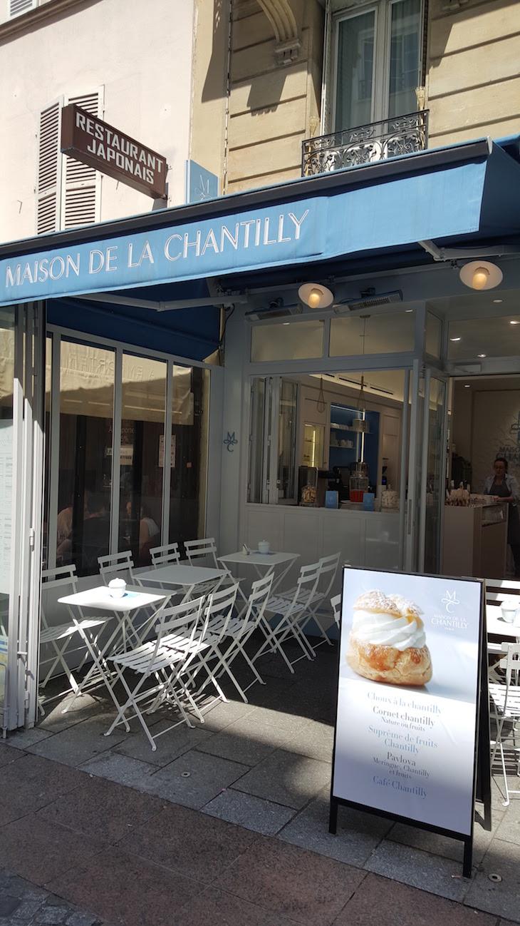 Maison de la Chantilly na Rua Cler, Paris © Viaje Comigo