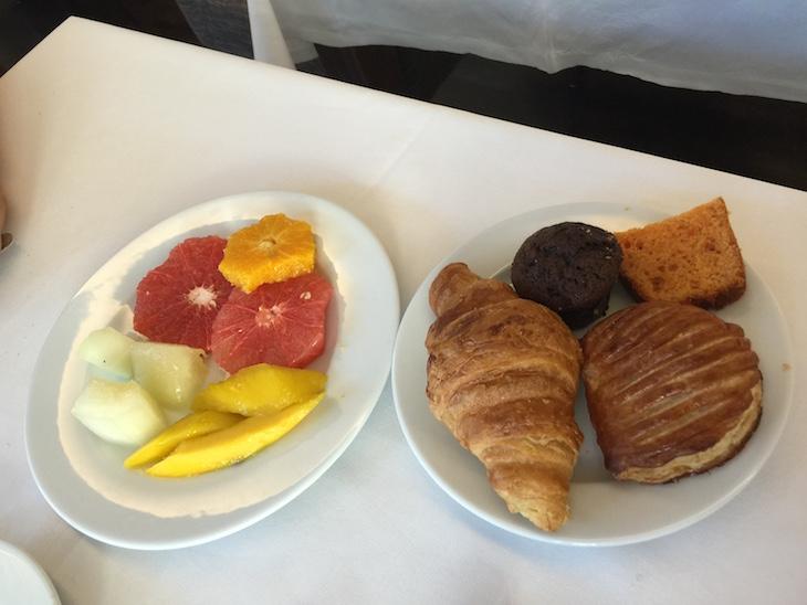 Pequeno-almoço nos Salgados Palace © Viaje Comigo