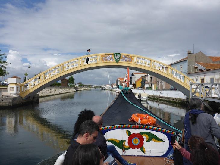 Ponte de Carcavelos - Aveiro © Viaje Comigo