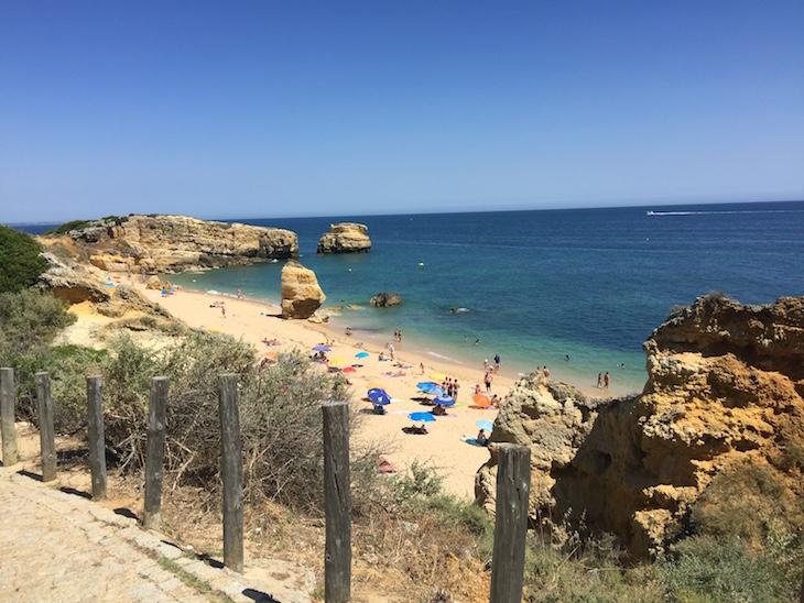 Praia de S. Rafael © Viaje Comigo