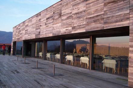 Restaurante O Abocanhado em Brufe © Viaje Comigo