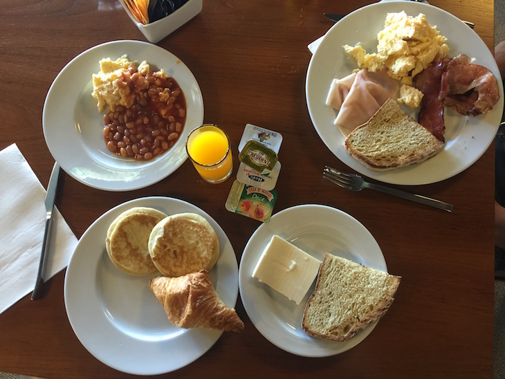 Pequeno-almoço no Monte Santo Resort © Viaje Comigo