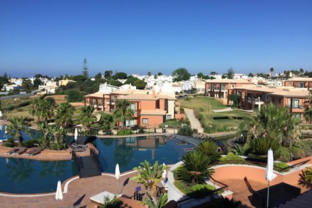 Monte Santo Resort, vista da varanda © Viaje Comigo