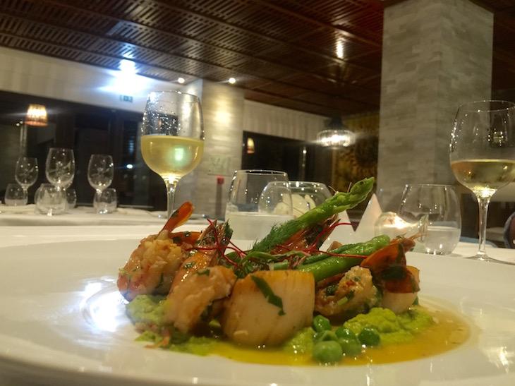 Restaurante Almofariz, no Hotel Pestana Praia Alvor © Viaje Comigo