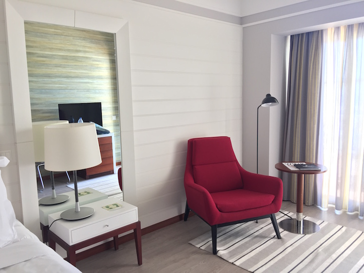 Quarto do Hotel Pestana Alvor Praia © Viaje Comigo
