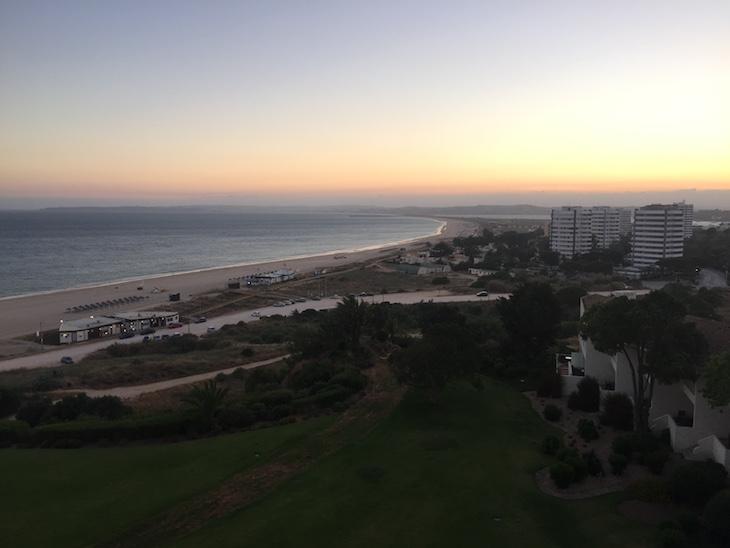 Vista da varanda, Pestana Alvor Praia © Viaje Comigo