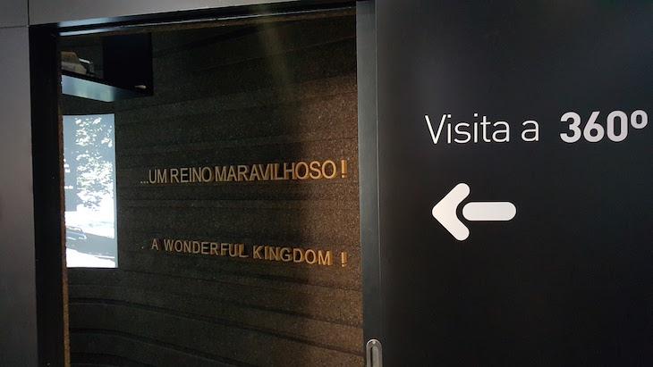 Sala 360º Porto Welcome Center © Viaje Comigo