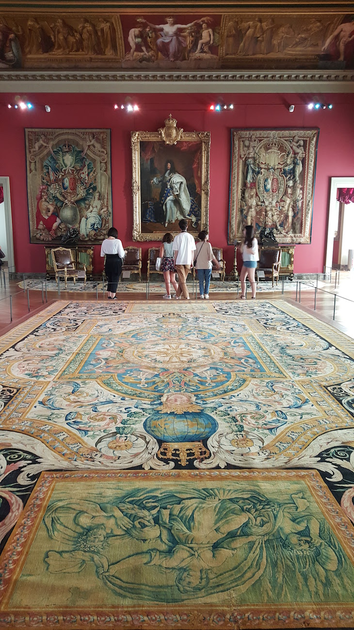 Artes Decorativas - Museu do Louvre, Paris © Viaje Comigo