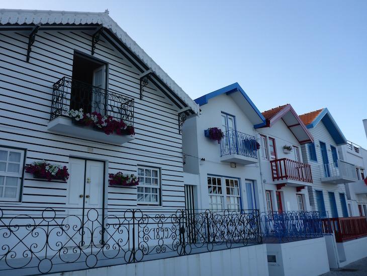 Casas da Costa Nova, Aveiro © Viaje Comigo