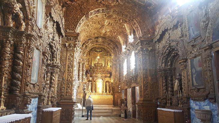 Igreja de Jesus - dentro do Museu de Aveiro © Viaje Comigo
