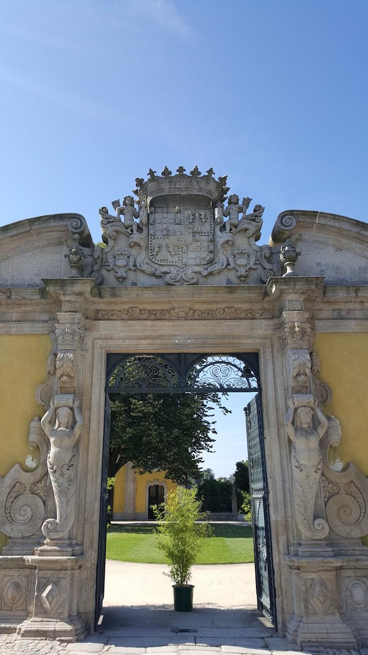 Entrada da Casa e Quinta da Prelada © Viaje Comigo®