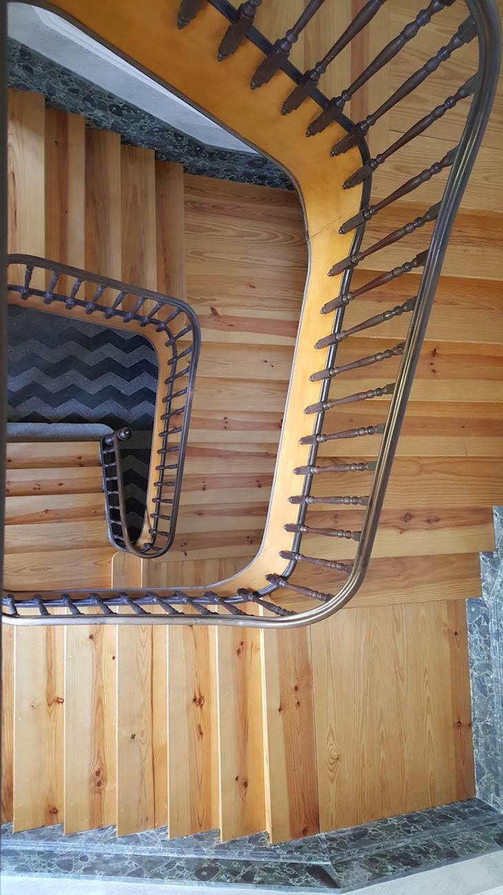 Escadaria da Casa e Quinta da Prelada © Viaje Comigo®