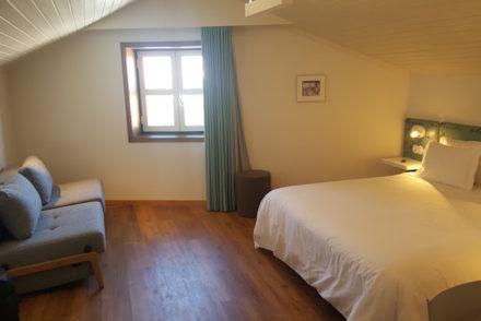 Estúdio do Hotel das Salinas, Aveiro © Viaje Comigo ®