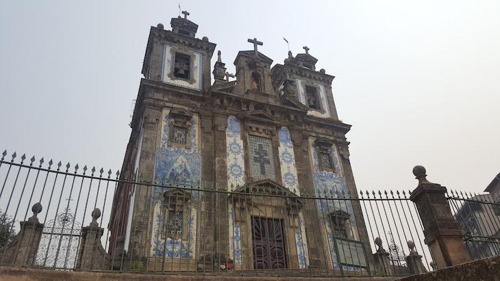 Fachada da Igreja de Santo Ildefonso, Porto © Viaje Comigo