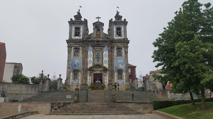 Igreja de Santo Ildefonso, Porto © Viaje Comigo