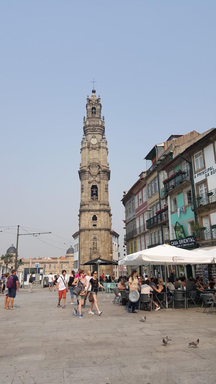 Igreja dos Clérigos, Porto © Viaje Comigo