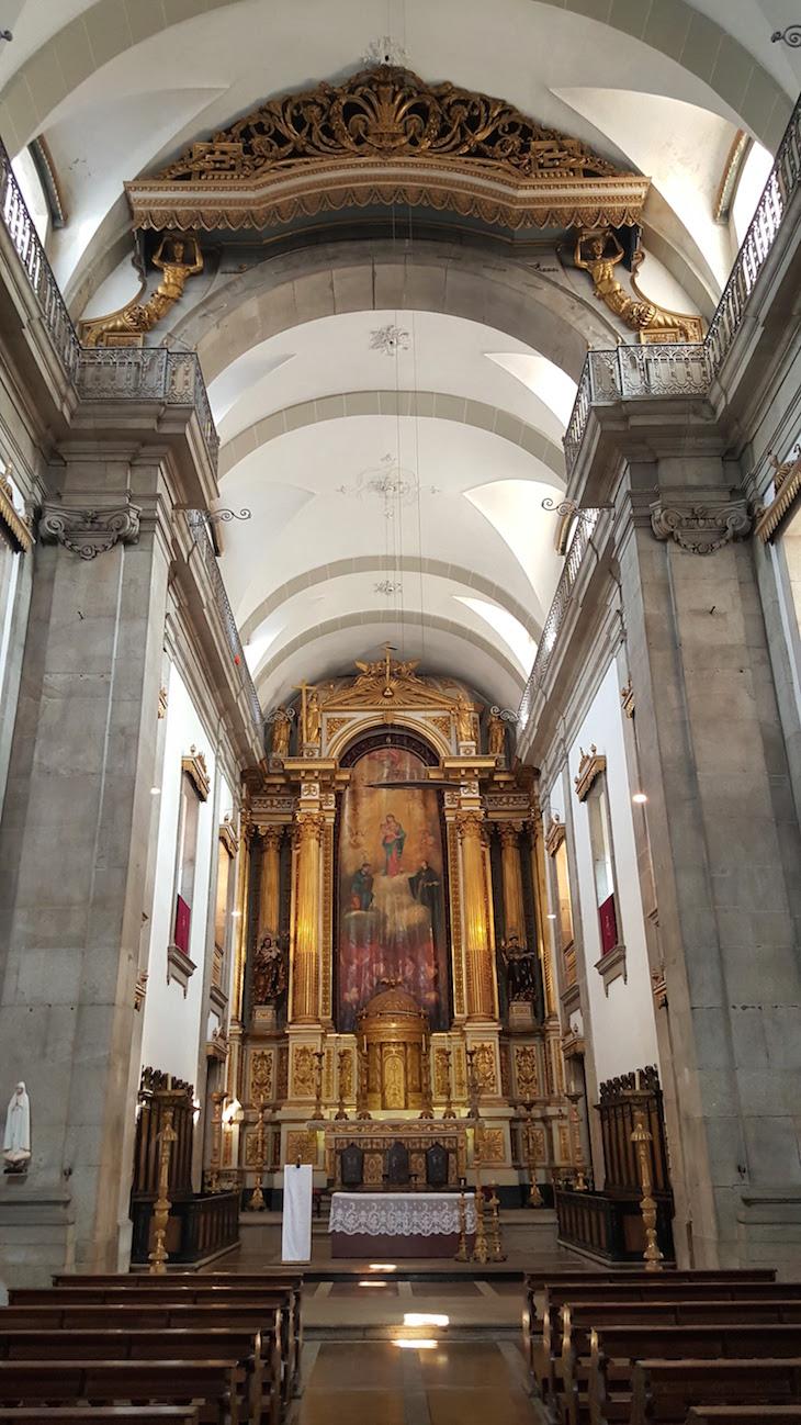 Interior da Igreja das Almas de São José das Taipas © Viaje Comigo