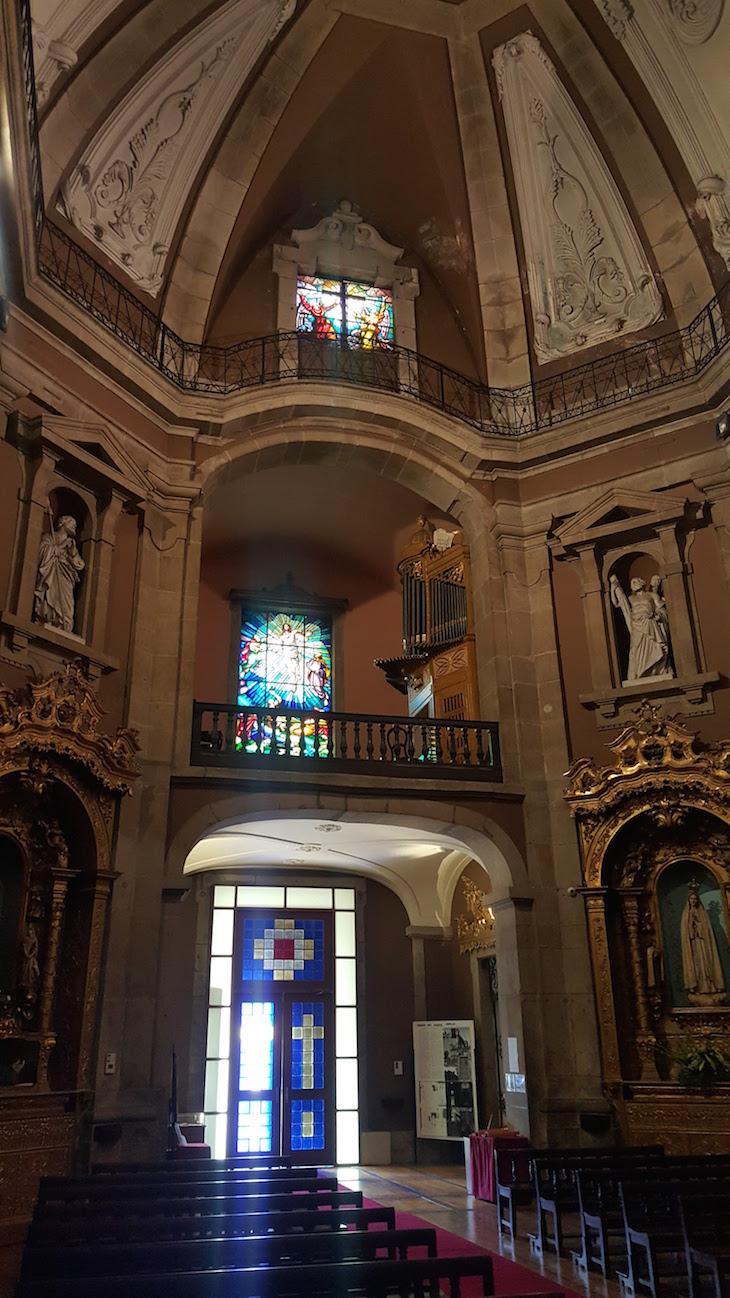 Interior da Igreja de Santo Ildefonso, Porto © Viaje Comigo
