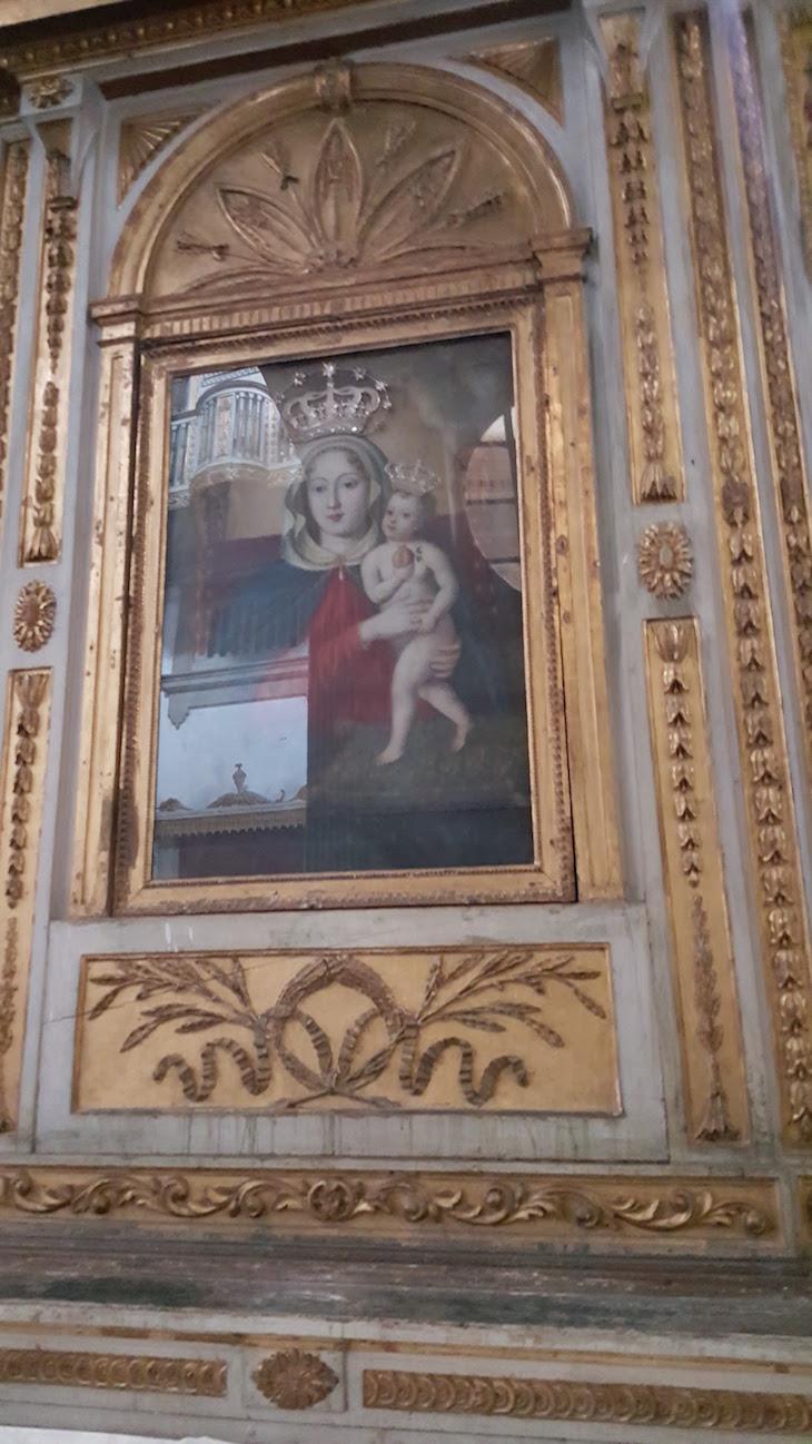 Na Igreja das Almas de São José das Taipas © Viaje Comigo®