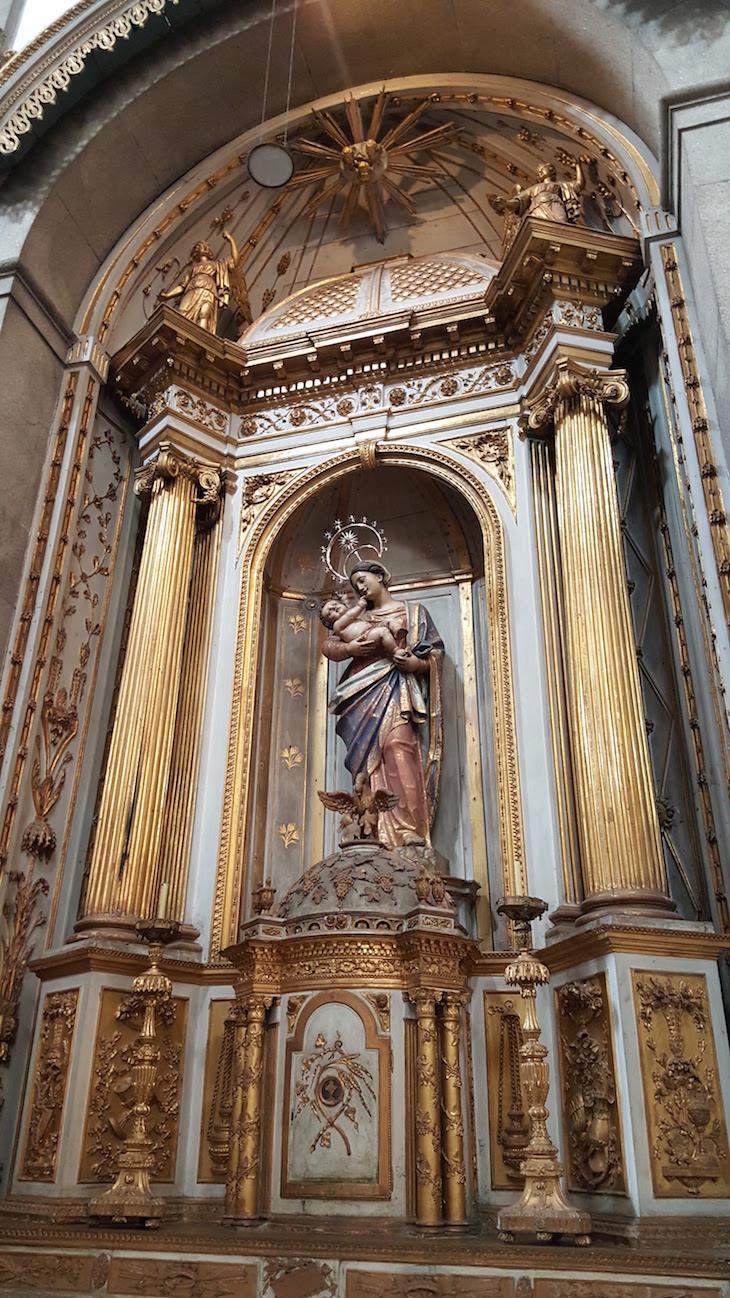 Na Igreja das Almas de São José das Taipas © Viaje Comigo