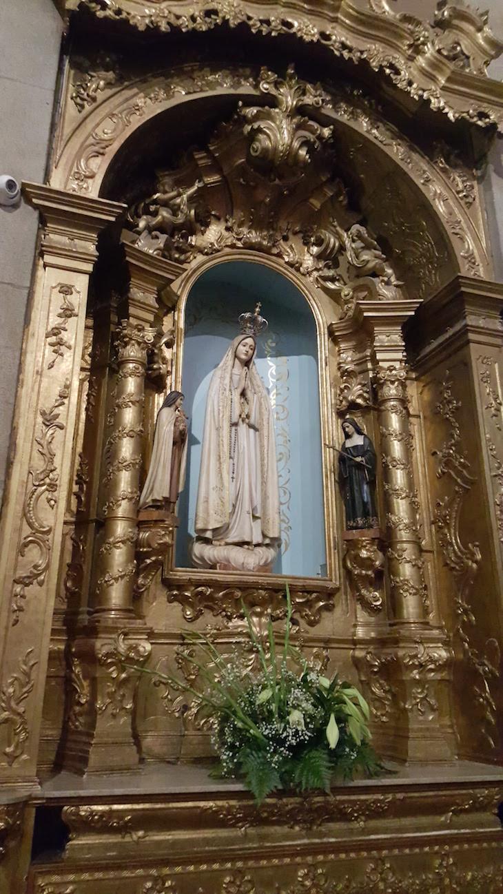 Nossa Senhora de Fátima - Igreja de Santo Ildefonso, Porto © Viaje Comigo