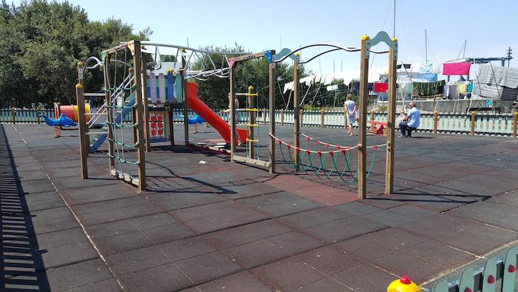 Parque Infantil - Afurada, Vila Nova de Gaia © Viaje Comigo