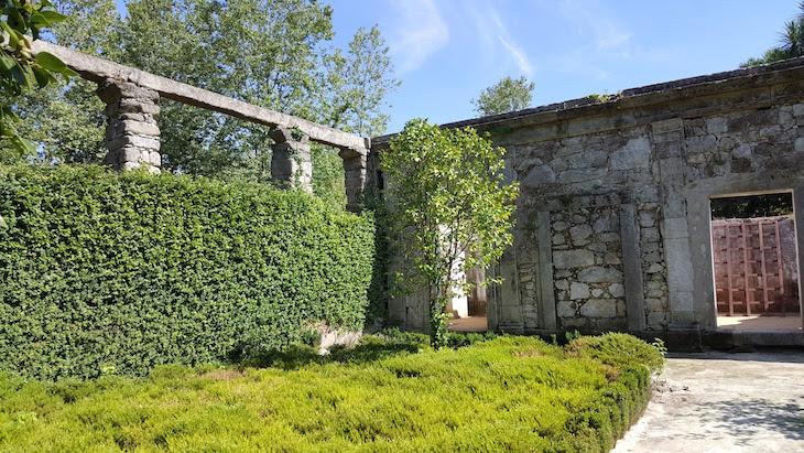 Parte do aqueduto da Casa e Quinta da Prelada © Viaje Comigo®