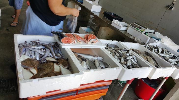 Peixe no Mercado da Afurada, Vila Nova de Gaia © Viaje Comigo