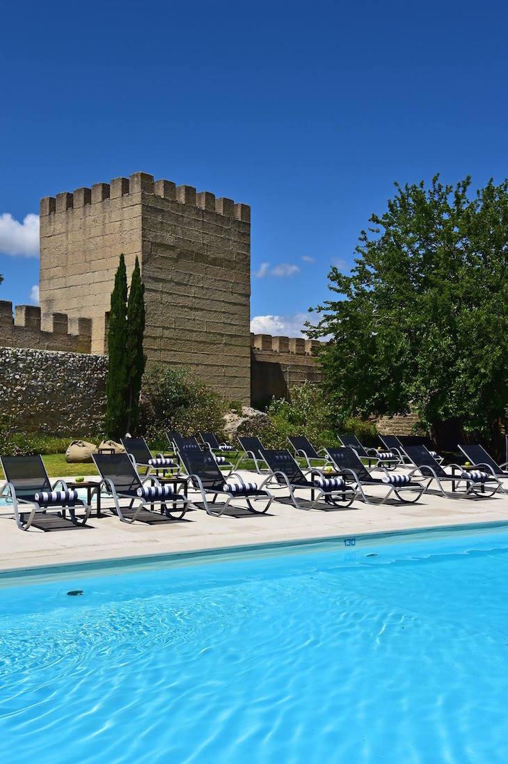 Pousada Castelo de Alcácer do Sal - Direitos Reservados