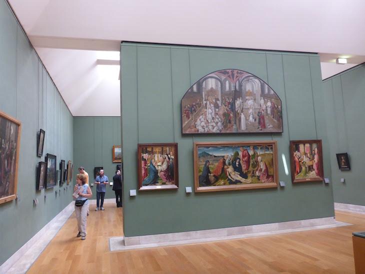 Quadros da Europa Museu do Louvre, Paris © Viaje Comigo
