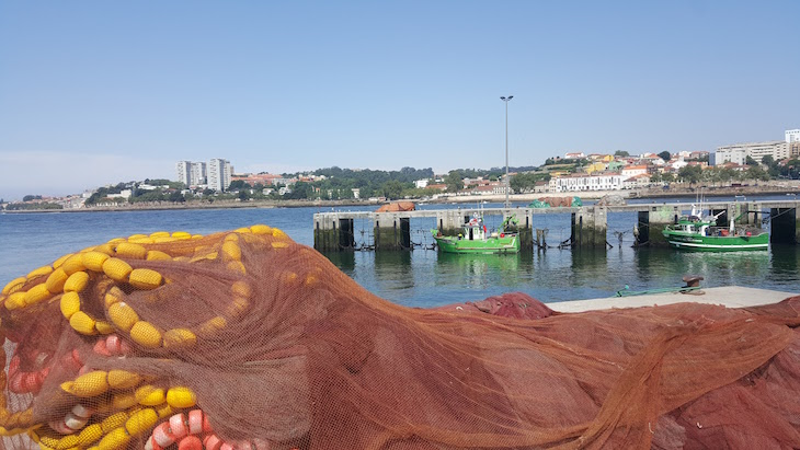 Redes na Afurada, Vila Nova de Gaia © Viaje Comigo