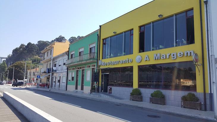Restaurante A Margem - Afurada, Vila Nova de Gaia © Viaje Comigo