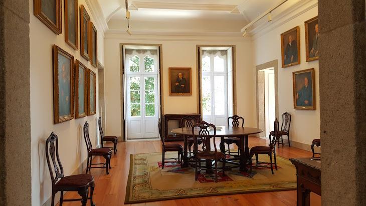 Sala dos Provedores - Casa e Quinta da Prelada © Viaje Comigo®