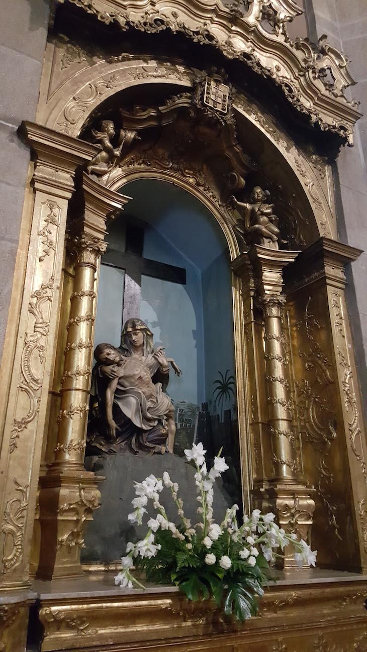 Sra da Piedade - Igreja de Santo Ildefonso, Porto © Viaje Comigo