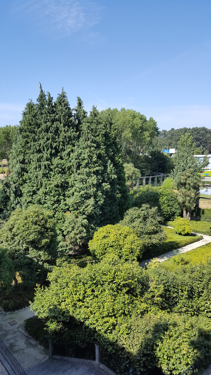 Vista da Casa e Quinta da Prelada © Viaje Comigo®