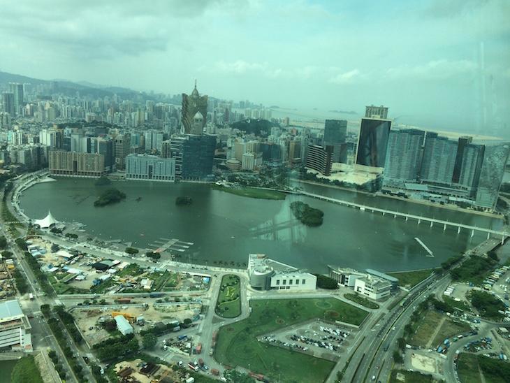 Vista da Torre de Macau © Viaje Comigo®