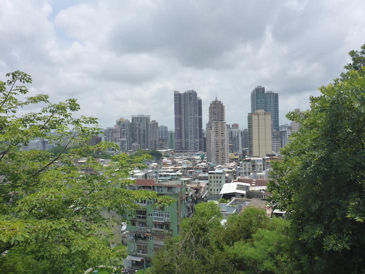 Vista do Museu de Macau © Viaje Comigo®