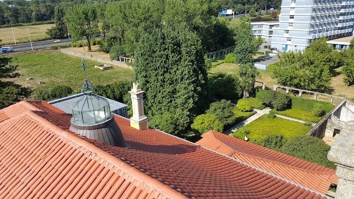 Vista do topo da Casa e Quinta da Prelada © Viaje Comigo®